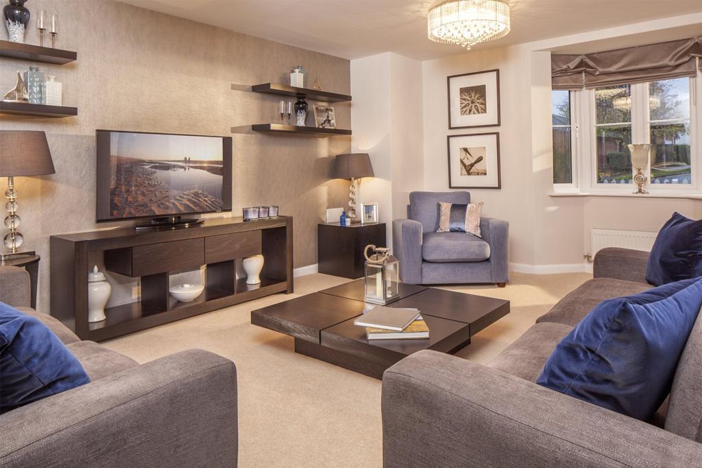 Bradbury living room