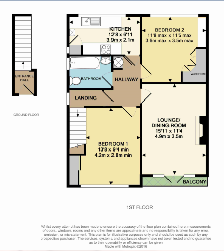 Belmont Crescent- Floorplan
