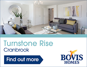 Get brand editions for Bovis Homes South West, Turnstone Rise at Cranbrook