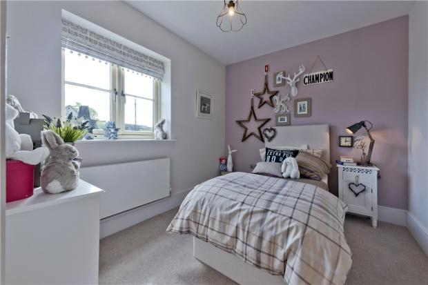 Show Home Bed 3
