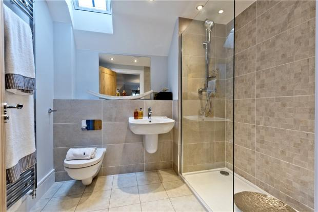 Show Home Bathroom
