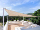 Terrace chill out with sea views