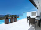 Terrace with sea views