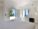 Master bedroom with chimney and beautiful views