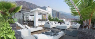 Penthouse for sale in Monte-Carlo