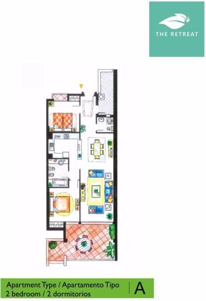Floorplan Type A