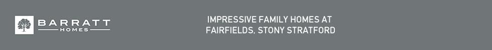 Get brand editions for Barratt Homes, Fairfields