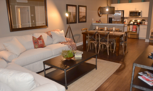 3 Bed Living Dining