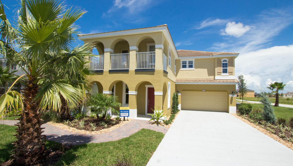 new property in Florida, Polk County...