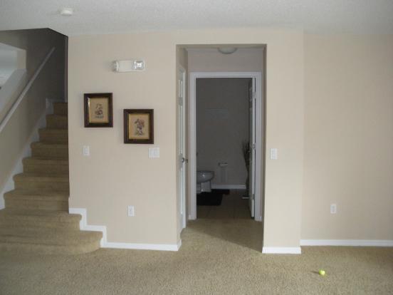Stairs/ Half Bath