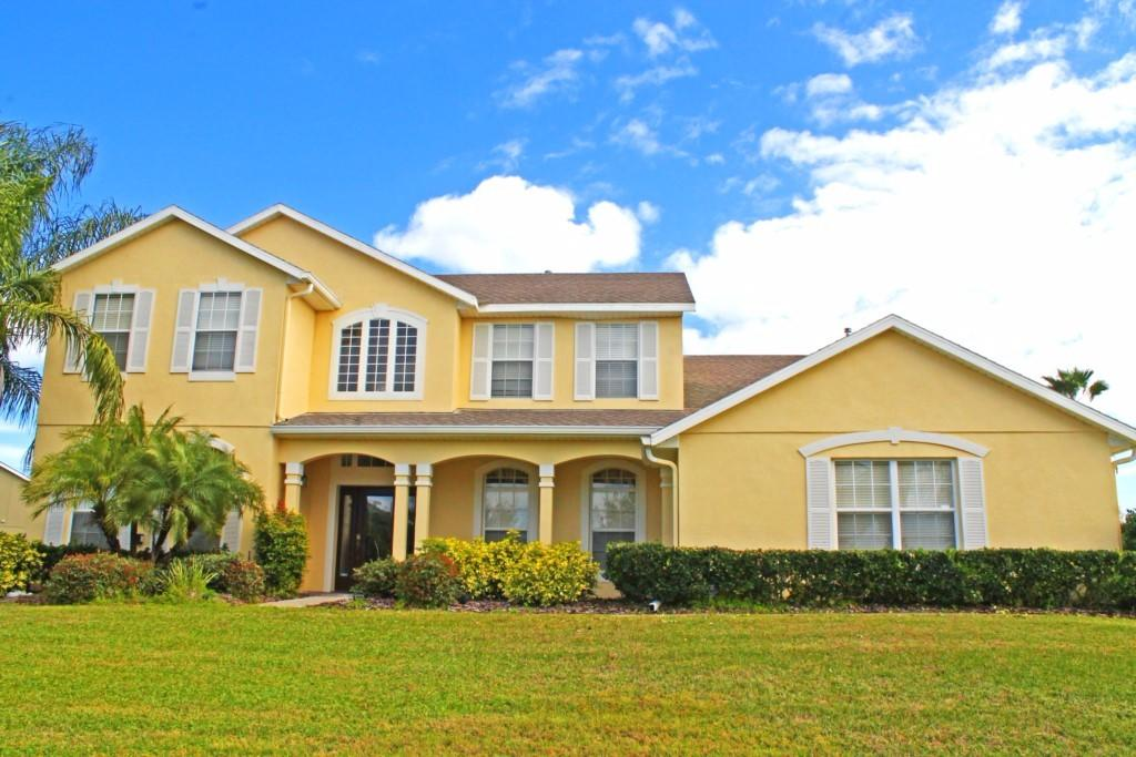 Detached home for sale in Kissimmee...