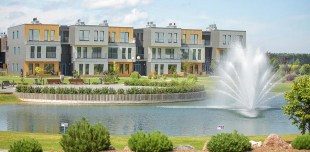 new development in Riga Region, Saliena