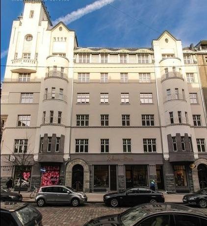Studio flat in Riga (City District)...