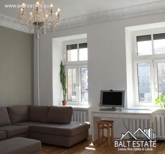 3 bedroom Apartment in Riga (City District)...