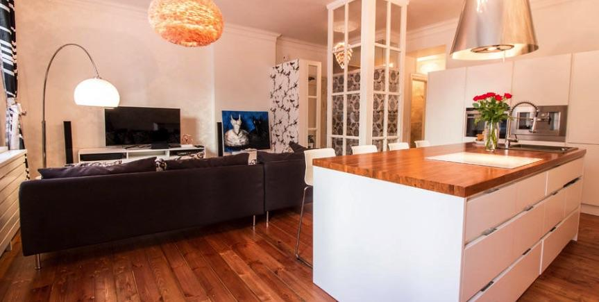 2 bedroom Apartment in Riga (City District)...