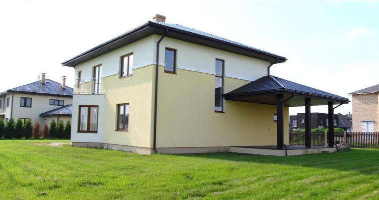 4 bedroom new home for sale in Riga Region, Marupe