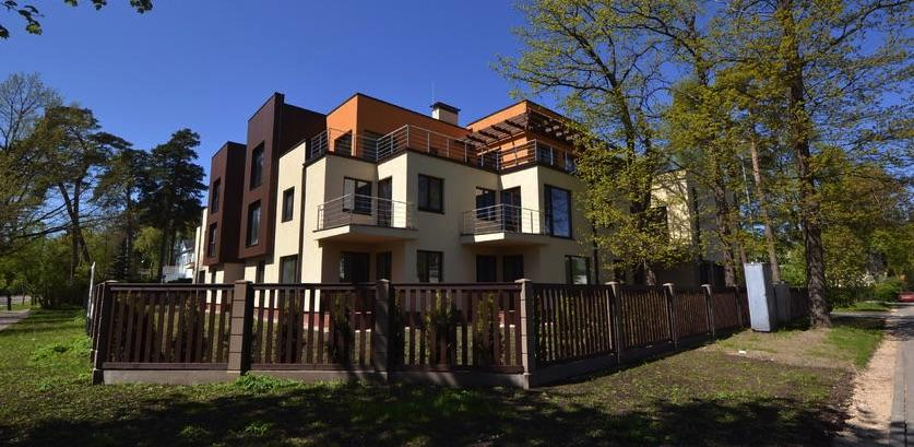 2 bedroom new Apartment in Jurmala (City District)...