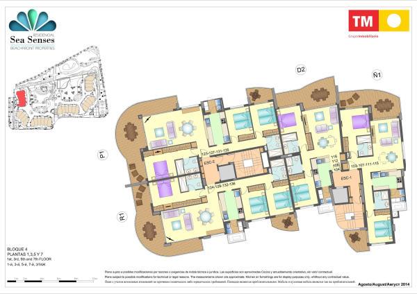 Floorplan N1