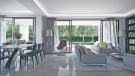 Villa type D - Living area