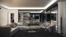 Villa type C - Living area
