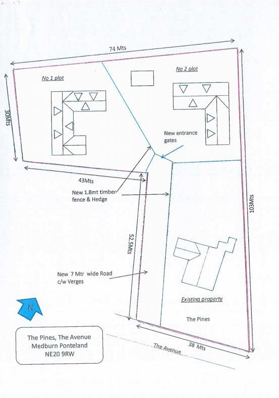Plot layout and size