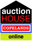 Copelands, Online Auctions, Copelands branch logo