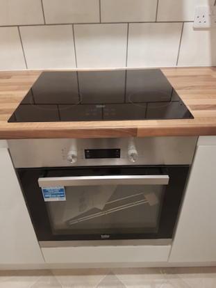 New Oven / Hob