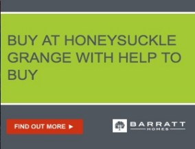Get brand editions for Barratt Homes, Honeysuckle Grange