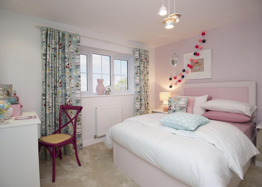 Typical Kennington third bedroom