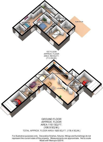 3D Floorplan