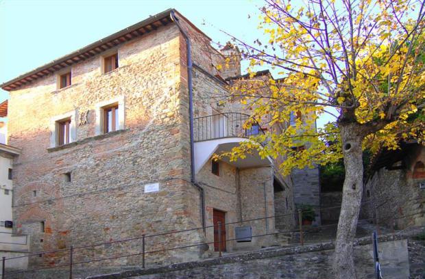 House in Anghiari