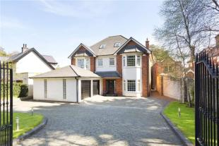 5 bedroom Detached house for sale in Foxrock, Dublin