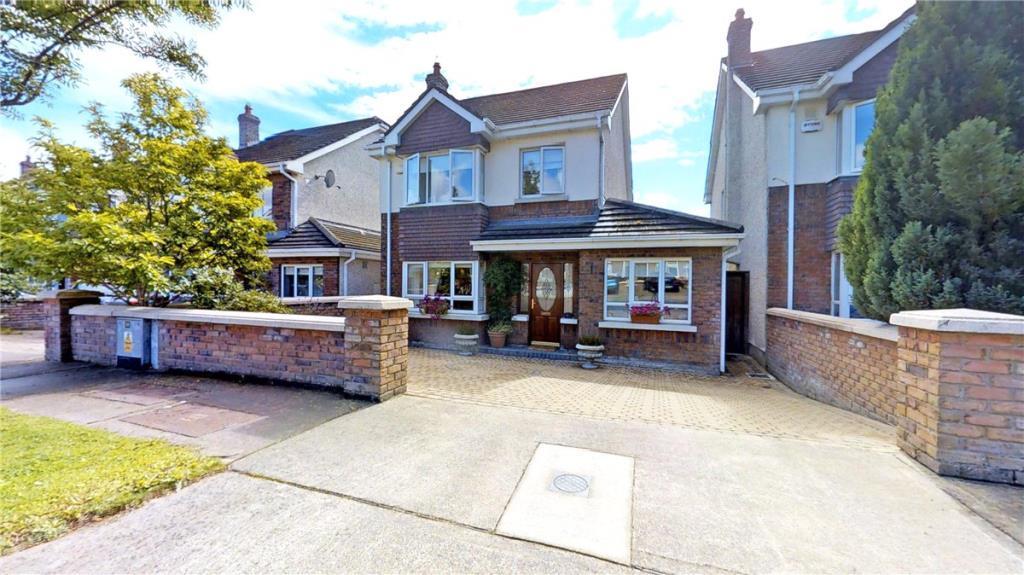 Detached home in 6 Meadowfield, Sandyford...