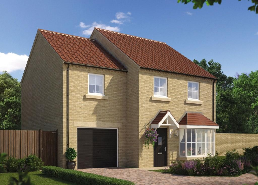 New Homes Elloughton