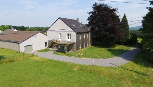 Luxembourg house for sale