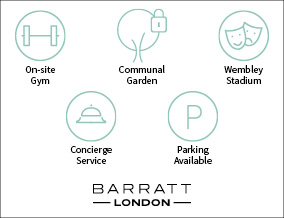 Get brand editions for Barratt London, Wembley Park Gate