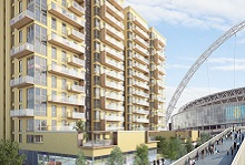 Barratt London, Wembley Park Gate