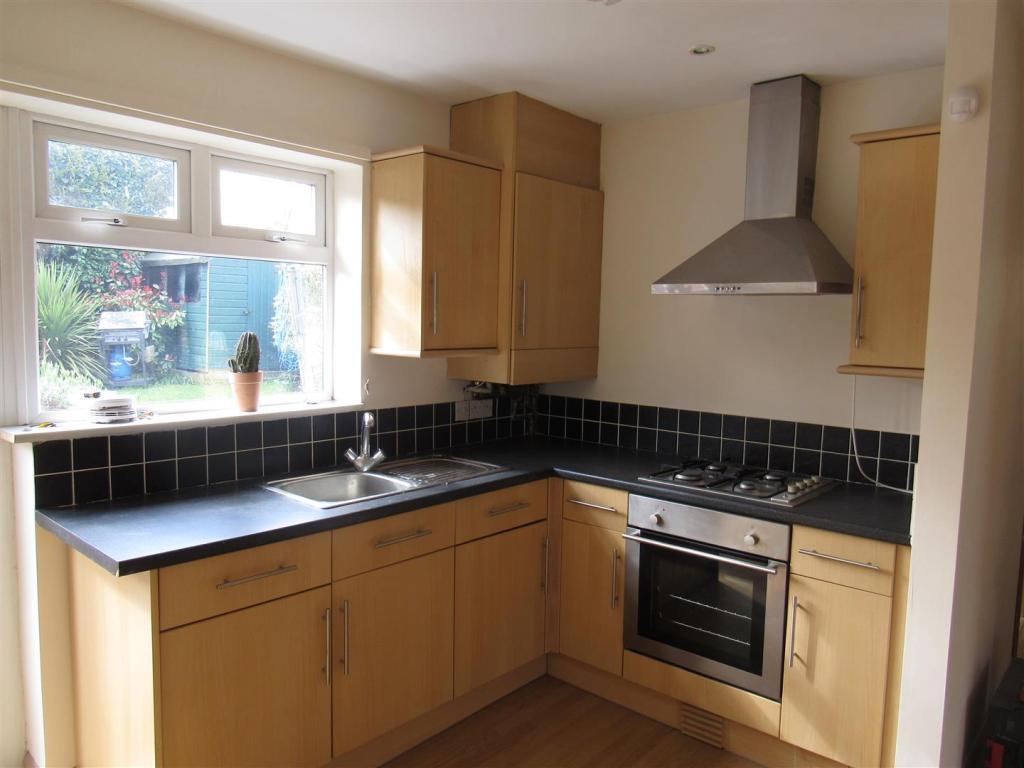 Annexe Kitchen/Livin
