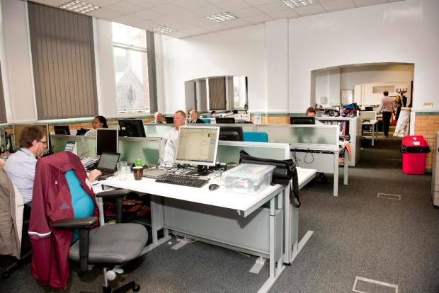 Thoresby Offices