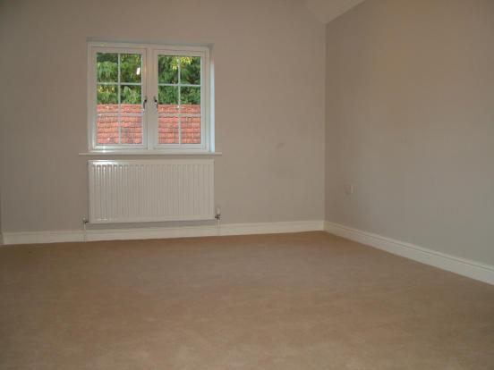 Bedroom Rear Facing
