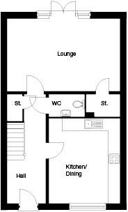 FloorplanGFMonkfordPA43HugesleahPlace
