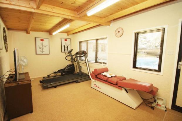 Gym/Leisure room