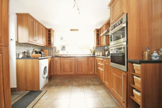 Kitchen from d...
