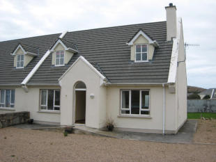 semi detached property in Carna, Galway