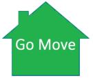 Go Move Bradford, Bradford branch logo