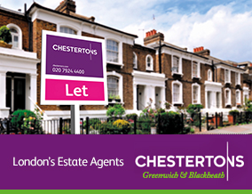 Get brand editions for Chestertons Estate Agents , Greenwich & Blackheath Lettings