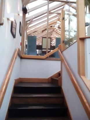 Stairs Up