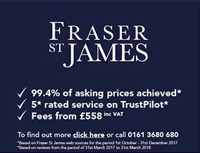 Get brand editions for Fraser St. James, Tameside