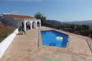 2 bed Detached house in Andalusia, Malaga...