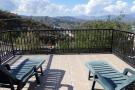 Upstairs sun terrace